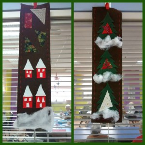 Decoració Nadal Fieltro
