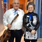 El músic i la cantant